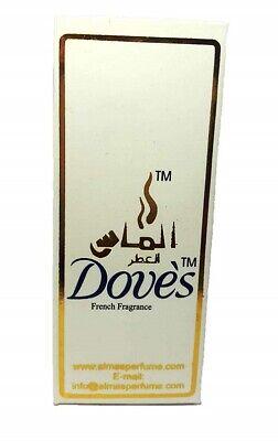 Almas Doves Attar French Fragrance Perfume, 8ml parcel ship in safe pack*uk | eBay