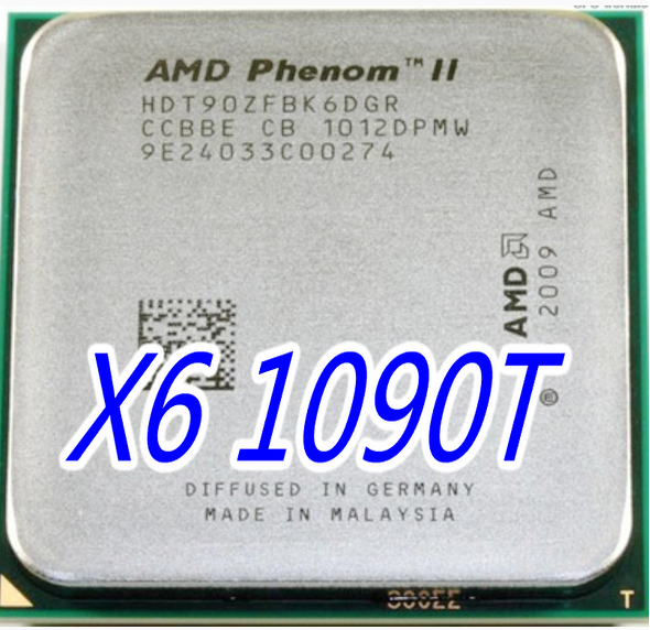 DRIVER FOR AMD PHENOM II X6 1090T
