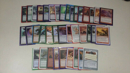 40x Magic the Gathering Cards deutsche Version MTG