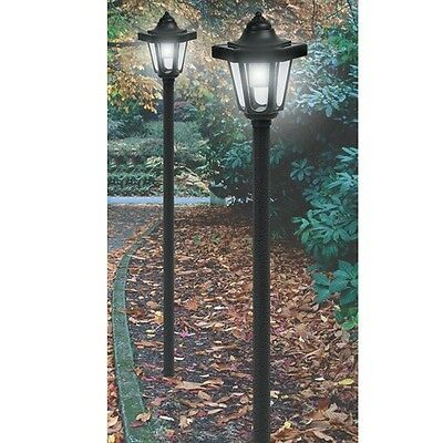 Coach Style Solar Light - 2 Pack-