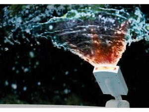 Spruzzino multicolor LED 28089 Intex Piscina frame rotonda rettangolare