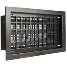 x 9.75 in Ventamatic 17.25 in ABS Plastic Automatic Foundation Vent in Black
