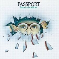 PASSPORT - MAN IN THE MIRROR CD JAZZ 8 TRACKS NEU