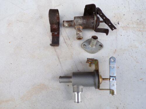 Calentador de tipo de válvula-Late MGC en la cabeza del cilindro