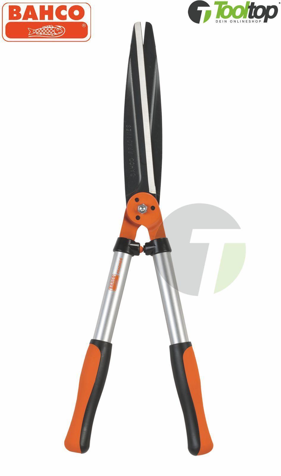Bahco Heckenscheren Ultra-leicht Ultra-leicht Ultra-leicht Aluminium PG-56-F Länge 540mm 43e0a6