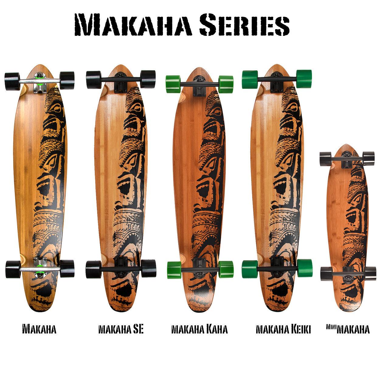 Jucker Hawaii longboard Makaha - 5 diferentes variantes al peso adecuado