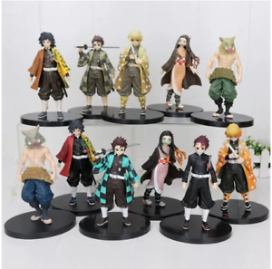 Demon-Slayer-Kimetsu-no-Yaiba-Kamado-Nezuko-Kamado-Tanjirou-Figure-Gifts