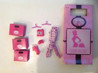 Chad Valley Designa Boutique Avenue Clothes Set As Shown For 14cm Designa Doll.