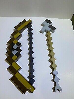 Minecraft Bow And Arrow Ebay