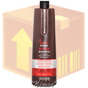 Energy Shampoo 1Lt x 12 pcs box Seliar Therapy ® Echos Line ... 95937f7db28e