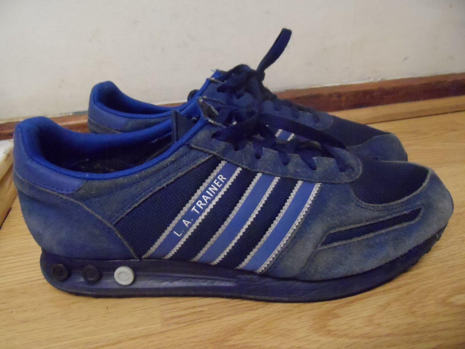 adidas la mens trainers size / eu 44 made in indonesia Cheap women's shoes women's shoes