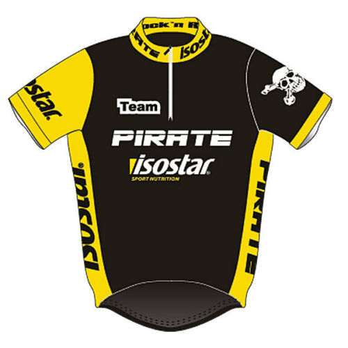 Pirate Trikot Kurzarm ISOSTAR