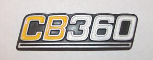 HONDA-CB-360-CB360-CB360T-SIDE-COVER-EMBLEM-BADGE-360T