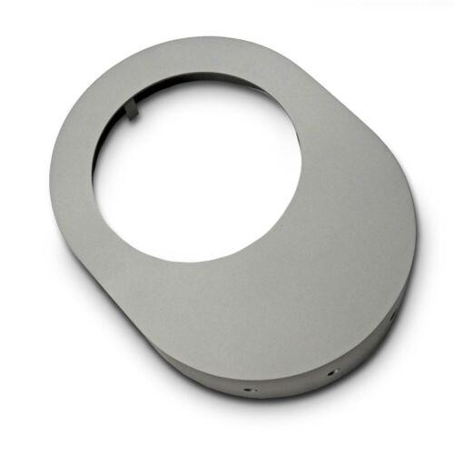 dn 150 mm Silbergrau Adapter-Rosette für wodtke Differenzdruckwächter DS 01