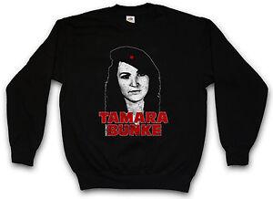 Sweatshirt Socialism Bunke Tamara Castro Portrait Fidel Tania Che Revolution HAFwUq5
