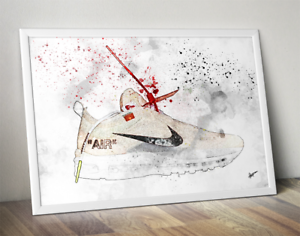 poster scarpe nike