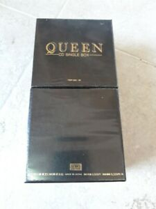 12-MINI-DISC-CD-SINGLE-BOX-SET-Queen-CD-Single-Box-EMI-TODP-2251-62-JAPAN-1991