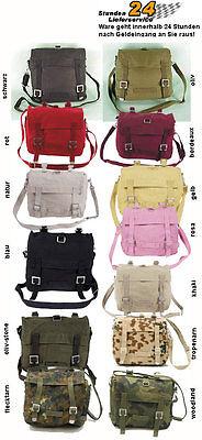 BW Kampftasche klein Handtasche Tasche 13 Farben GOTHIC