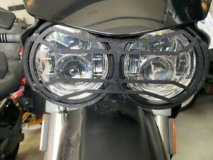 Buell XB Headlight Grill for Lightning LED Headlight module (read description)
