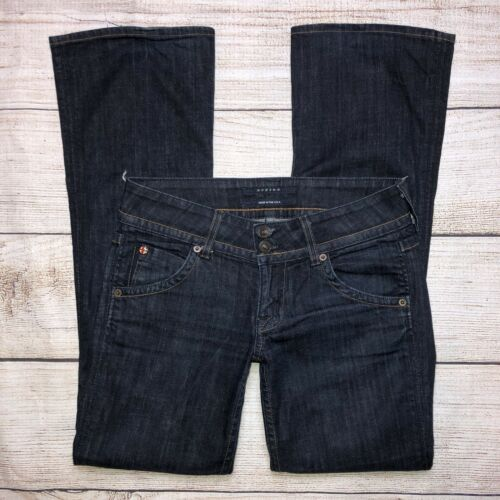 Hudson 26 tasche Bootcut con Signature delle misura scaldavivande donne bottoni Jeans Lisa fxqfpwrTC4