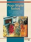 Strictly Strings Pop-Style Solos: Piano Acc./Conductor's Score by Alfred Music (Paperback / softback, 1997)