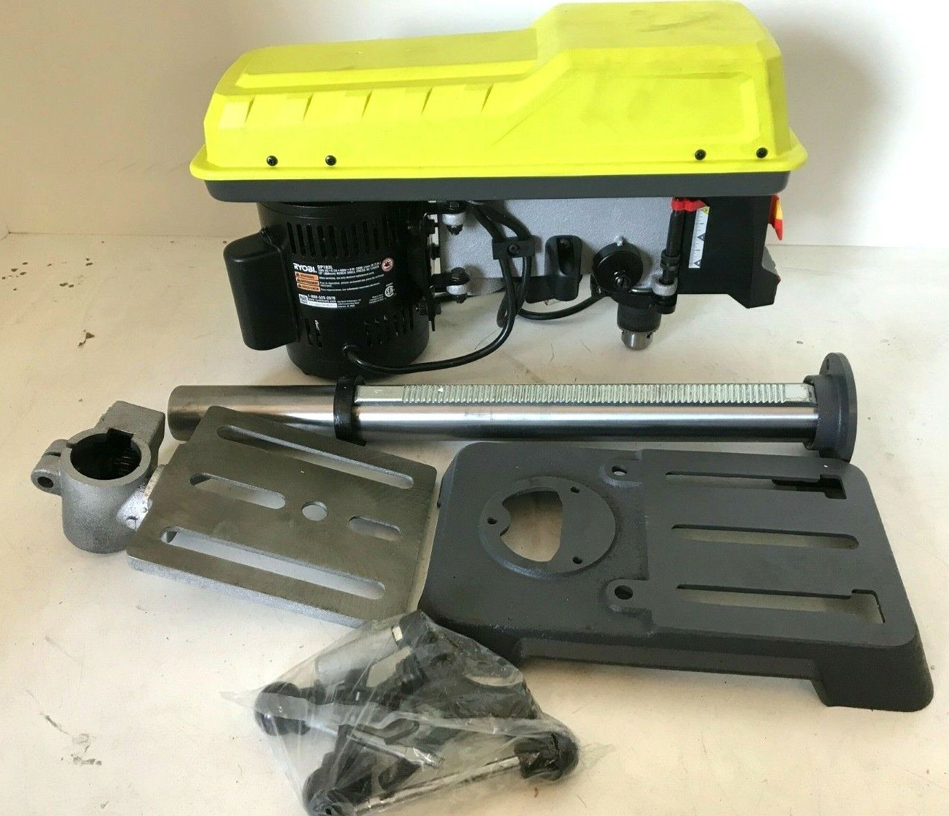 Other Drills & Hammers RYOBI Drill Press 10 in 1/4 HP Induction ...