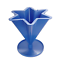Pointed-tapered-star-plastic-candle-mould-Makes-candles-from-3-to-9cm-high thumbnail 2