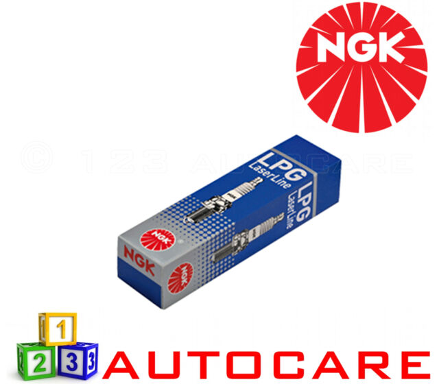 LPG7 - NGK Spark Plug Sparkplug - Type : Laserline LPG - NEW No. 1640