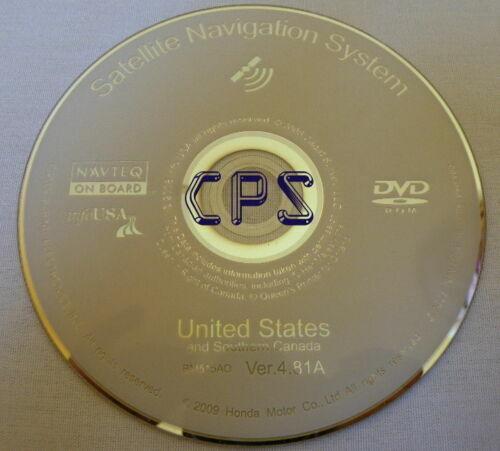 2006 2007 2008 2009 2010 Honda Accord GPS Navigation DVD U
