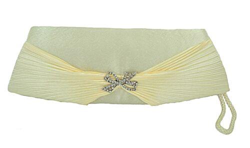 Abendtasche Brauttasche Hochzeitstasche Clutch  Party Tasche für Abendkleid