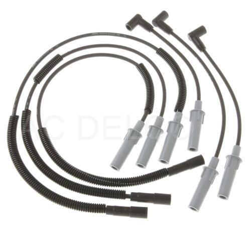 Spark Plug Wire Set ACDelco Pro 9466I fits 07-11 Jeep Wrangler 3.8L-V6