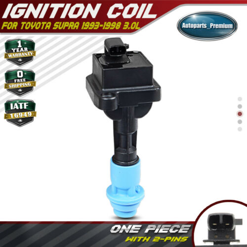 Ignition Coil Pack for Toyota Supra 1993-1998 I6 3.0L 2JZ-GTE Twin Turbo UF-386