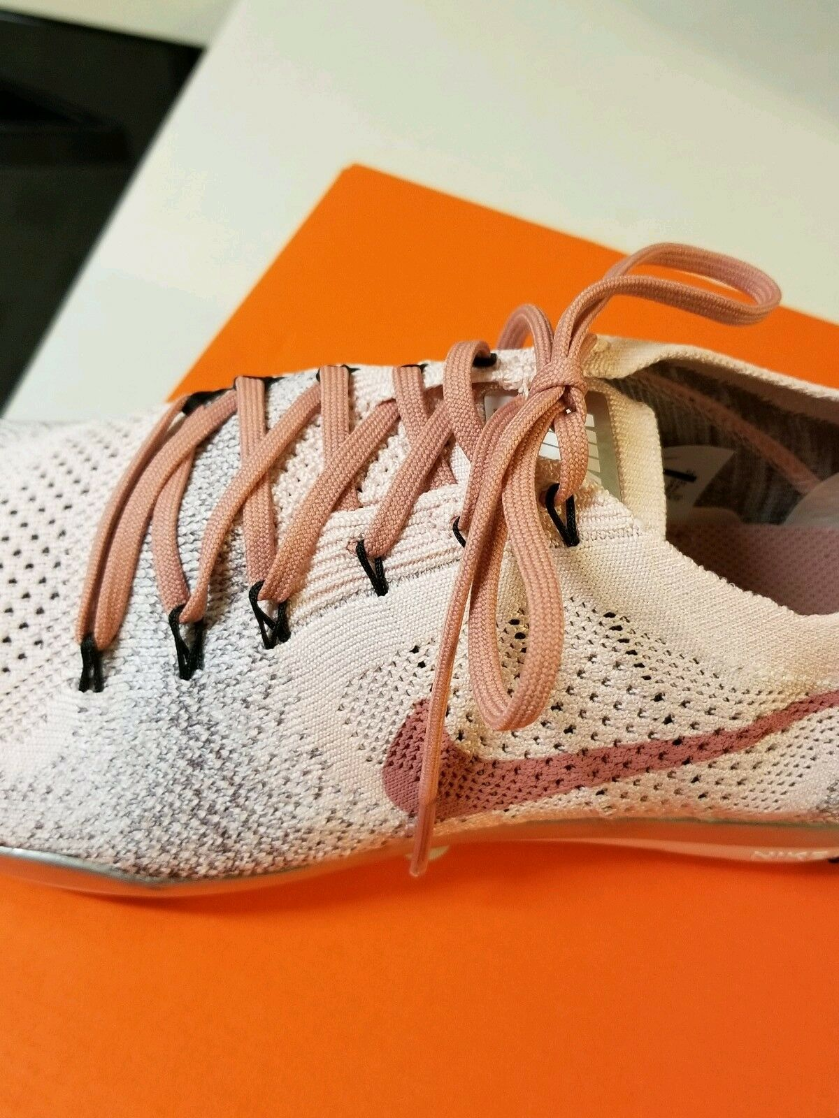 New Nike Free Flyknit Focus 2 Bionic Training Run Run Run shoes 5 bluesh Sunset Pink f4a41d