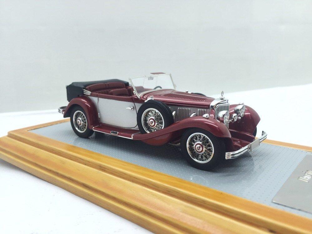 ILARIO - Mercedes Mercedes Mercedes Benz 500K Tourenwagen 1935 sn113663 1 43 278150
