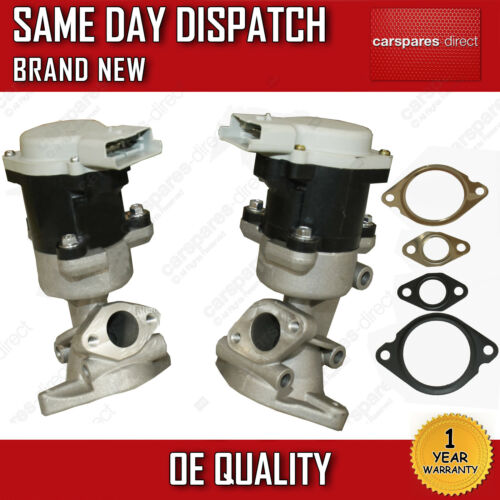 New EGR Valve Land Rover Discovery 3 4  Range Rover Sports  2.7TD  Left /& Right