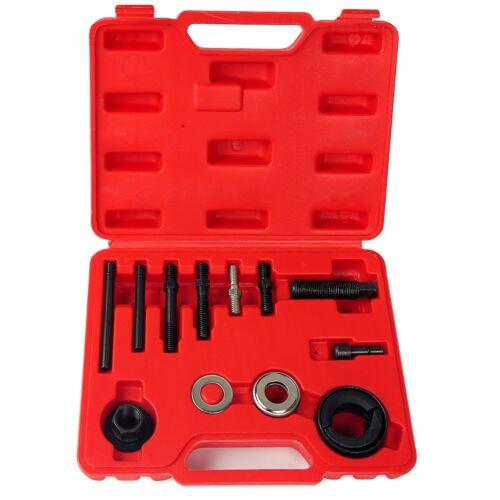 12pc Power Steering Alternator Pulley Puller /& Installer Kit Gm Chrysler Ford