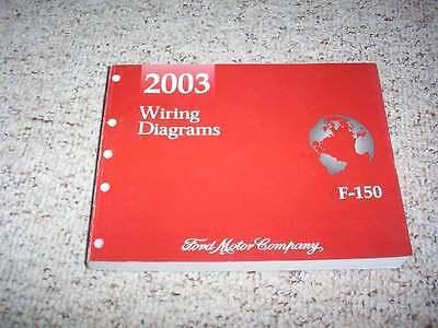 2003 Ford F150 Wiring Diagram Manual XL XLT Lighting King ...