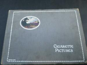 VERY-NICE-EARLY-GREY-CIGARETTE-400-CARD-ALBUM-GOOD-CONDITION-SEE-ALL-PHOTO-039-S