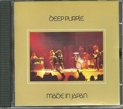 Deep Purple Made In Japan Dcc Gold Cd Ohne Slipcase Ebay