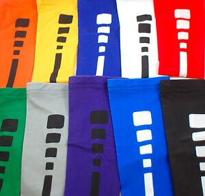 b2fd07b2b6 Image is loading Sports-Compression-Arm-Sleeve-Basketball-Baseball -Football-Shooter-