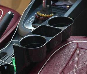 voiture v hicule si ge porte gobelet 3 tasses boisson. Black Bedroom Furniture Sets. Home Design Ideas