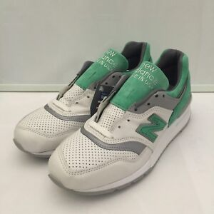7846a7c93c New Balance 997 Made In USA White Mint Kith Ronnie Fieg Concept ...