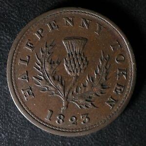 NS-1A1-Halfpenny-token-1823-Canada-Nova-Scotia-PNS-101-Breton-867