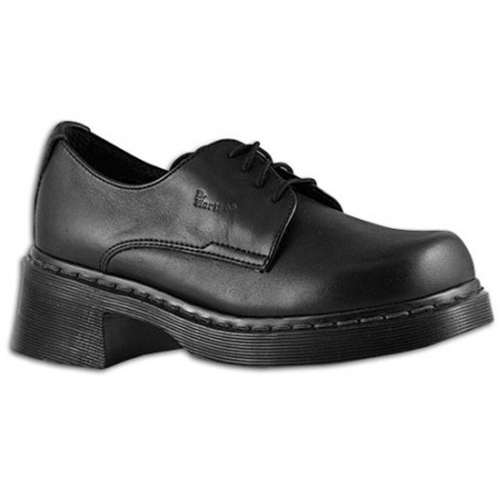 Dr. Martens donna`s 8461 Mary Jane 1461 Gibson nero  Nappa