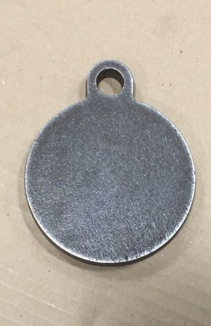 "AR500 Steel Target Gong 4/"" x 1//4/"" 4 Piece Set USA MADE!! NRA Pistol Plate IDPA"