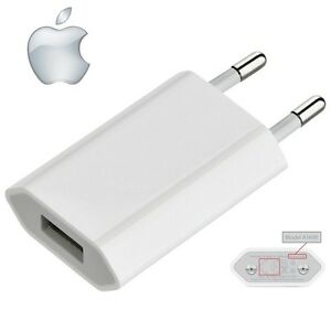 apple charger iphone 6 genuine apple a1400 eu 2 pin wall charger usb adapter for 3308