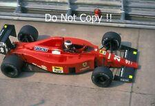 Gerhard Berger Ferrari 640 German Grand Prix 1989 Photograph 4