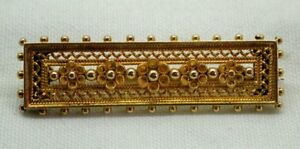 Beautiful-Antique-Very-Ornate-15-Carat-Brooch