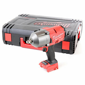 18-Milwaukee-M-ONEFHIWF-12-0-18V-M18-1-2in-CARBURANTE-One-Key-Chiave-a-impatto-con-Custodia