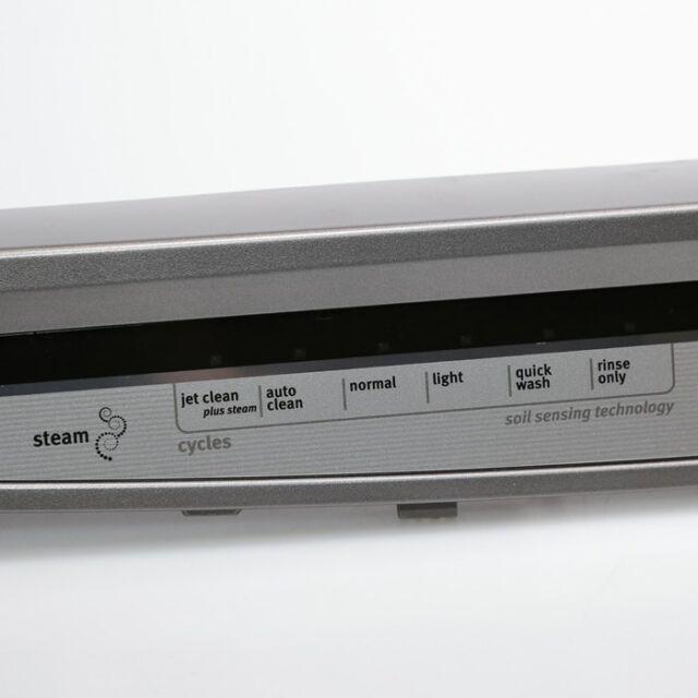 W10811169 WHIRLPOOL Dishwasher control panel